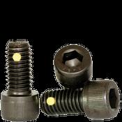 "3/4""-10x1-1/4"" (FT) Socket Head Cap Screws Coarse Alloy Nylon-Pellet Thermal Black Oxide (75/Bulk Pkg.)"
