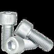 M8-1.25x40 MM Partially Threaded Socket Head Cap Screw 12.9 Coarse Alloy ISO 4762 / DIN 912 Zinc-Bake Cr+3 (500/Bulk Pkg.)