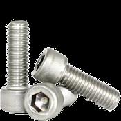 M10-1.50x30 MM (FT) Socket Head Cap Screws Coarse 18-8 Stainless (500/Bulk Pkg.)