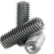 M2-0.40x2 MM Socket Set Screws Cup Point 45H Coarse ISO 4029 / DIN 916 Thermal Black Oxide (1,000/Bulk Pkg.)