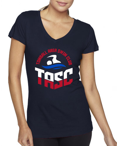 TASC V-Neck Ladies T-shirt