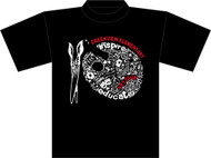 CES Art Club T-shirt (Anvil Ringspun Cotton)