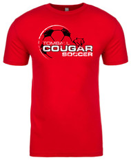 THS Soccer T-Shirts (Next Level)