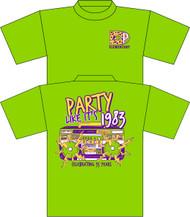 DPES Fun Run T-shirt