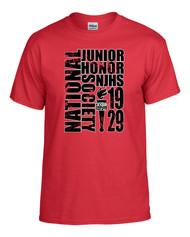 CPJH National Junior Honor Society T-shirt (Gildan)