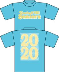 THS Seniors T-shirt (Comfort Color)