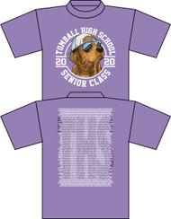 Tomball High School Seniors 2020  T-shirt