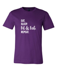 OIS Fit and Fab Bella Unisex T-shirt
