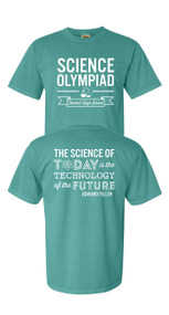 Science Olympiad Comfort Color T-shirt