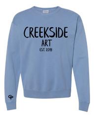 CPJH Art Blue Sweatshirt