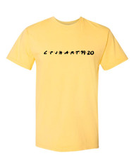 CPJH Art Yellow T-shirt