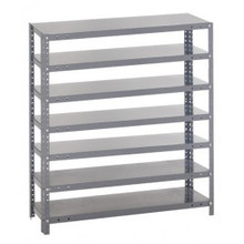 Steel Shelving - Rack Only (V1239-000)