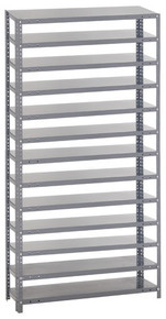 Steel Shelving - Rack Only - 18 x 36 x 75 (V1875-000)