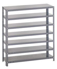 Steel Shelving - Rack Only (V1839-000)