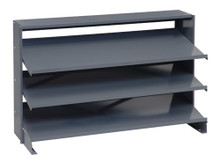 Steel Shelving - Rack Only - 12 x 36 x 23 (VQPRHA-000)