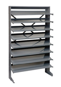 Steel Shelving Rack Only (VQPRS-000)