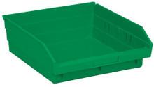 VQSB109 - Plastic Shelf Bin - 12x11x4