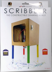 Nuop Scribbler The Constructible Drawing Robot 84722