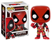 Pop Marvel Deadpool 112 Deadpool (Thumbs Up) figure Funko 74876