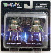 Alien Minimates s3 Space Suit Dallas & Space Suit Lambert figures 82666
