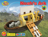 Trinity Toyz Noah's Ark Set 540 pieces  building block set Imex 380201