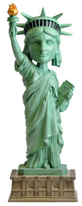 Royal Bobbles Statue of Liberty bobble head figure 010818
