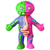 Medicom Gacky-Kun Ultimate Prop Model Sofubi Figure 32707