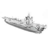Metal Earth ICONX USS Theodore Roosevelt CVN-71 3D Metal  Model + Tweezer 13221
