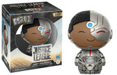 Dorbz DC Justice League 348 Cyborg figure Funko 14133
