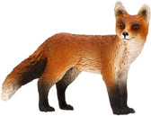 Wild Life Fox 14782 Schleich 12754