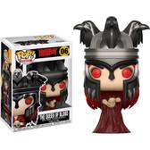 Pop Comics Hellboy 06 The Queen of Blood Funko figure 31312
