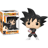 Pop Animation Dragonball Super 314 Goku Black Funko figure 49836