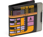 Star Trek The Next Generation PADD Men's Wallet The Coop 29527