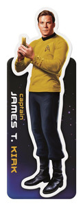 Star Trek Magnetic Bookmark Kirk 30019