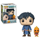 Pop Games Nino Kuni II 330 Roland with Higgledy Funko figure 70168