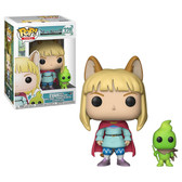 Pop Games Nino Kuni II 328 Evan with Higgledy Funko figure 70120