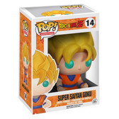 Pop Animation Dragonball Z 14 Super Saiyan Goku Glow in Dark figure Funko 50405