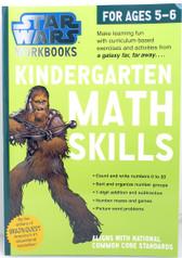 Star Wars Workbook Kindergarten Math Skills 17804