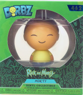 Dorbz Rick and Morty 462 Morty Funko figure 99404