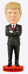 Royal Bobbles Presidential Candidates Donald Trump bobble figure 11372