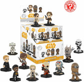 Mystery Minis Star Wars Solo Box of 12 figures s1 Funko figure 83120