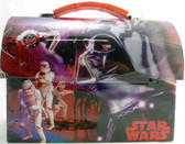 Star Wars Workmans Carry Tin - Darth w Stormtroopers 44535