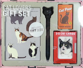 Cat Lovers Gift Set Kikkerland 90910