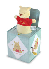 Winnie the Pooh Jack In The Box by Kids Preferred 97093