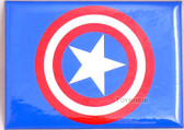 Marvel Magnets Captain America Logo from Ata-Boy 201632