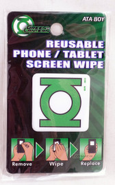 DC Reusable Phone Tablet Screen Wipe Green Lantern Logo by Ata-Boy 300618