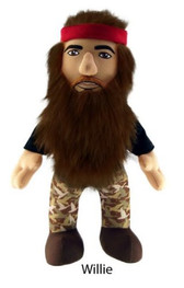 "Duck Dynasty 13"" Plush with sound - Willy Commonwealth 944861"