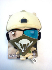 "Ghost Recon 6"" Plush Future Soldier Goldie 003857"