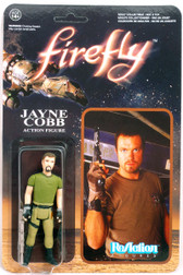 Firefly Jayne Cobb ReAction figure Funko 038601