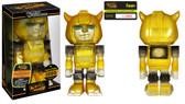 Hikari Transformers Bumblebee Clear Glitter figure Funko 038397